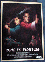 Kung Fu Fighting box cover
